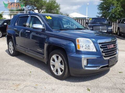 2016 GMC Terrain for sale at GATOR'S IMPORT SUPERSTORE in Melbourne FL