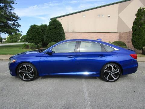 2020 Honda Accord for sale at JON DELLINGER AUTOMOTIVE in Springdale AR