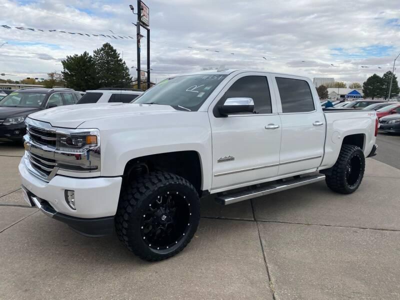 2017 Chevrolet Silverado 1500 for sale at De Anda Auto Sales in South Sioux City NE