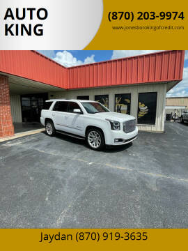 2015 GMC Yukon for sale at AUTO KING in Jonesboro AR
