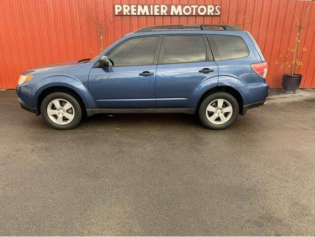 2011 Subaru Forester for sale at PremierMotors INC. in Milton Freewater OR