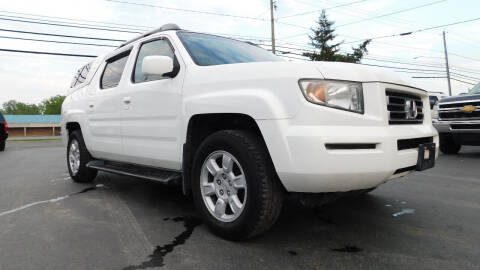 2006 Honda Ridgeline for sale at Action Automotive Service LLC in Hudson NY