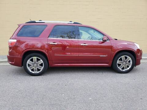 2011 GMC Acadia for sale at European Performance in Raleigh NC