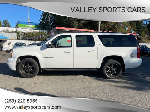 2007 GMC Yukon XL for sale at Valley Sports Cars in Des Moines WA