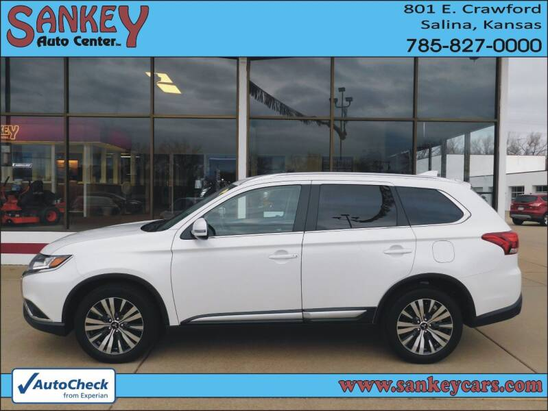 2019 Mitsubishi Outlander for sale at Sankey Auto Center, Inc in Salina KS