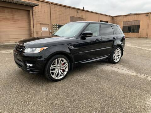 2015 Land Rover Range Rover Sport for sale at Certified Auto Exchange in Indianapolis IN