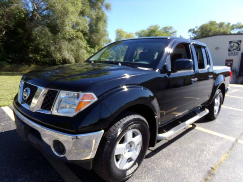 2007 Nissan Frontier for sale at Rose Auto Sales & Motorsports Inc in McHenry IL