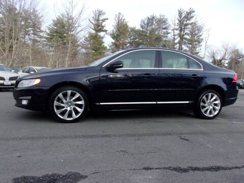 2015 Volvo S80 for sale at Mark's Discount Truck & Auto Sales in Londonderry NH