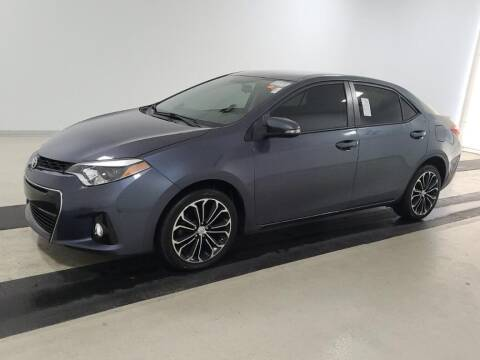 2015 Toyota Corolla for sale at A.I. Monroe Auto Sales in Bountiful UT