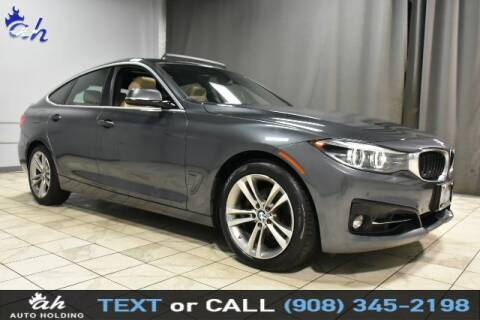 2017 BMW 3 Series for sale at AUTO HOLDING in Hillside NJ