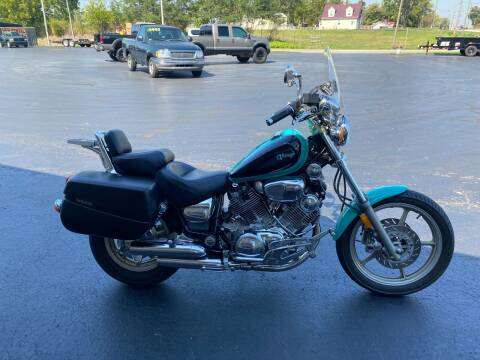 1995 Yamaha Virago 750 for sale at CarSmart Auto Group in Orleans IN