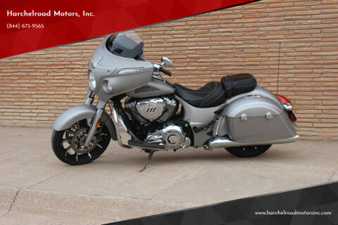 2017 Indian Chieftain Limited for sale at Harchelroad Motors, Inc. in Imperial NE