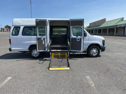 2012 Ford E-Series Cargo for sale at BT Mobility LLC in Wrightstown NJ