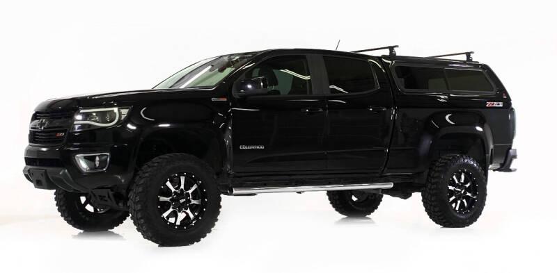 2016 Chevrolet Colorado for sale at Houston Auto Credit in Houston TX