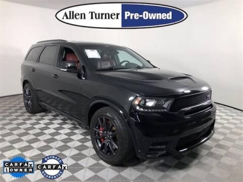 2018 Dodge Durango for sale at Allen Turner Hyundai in Pensacola FL
