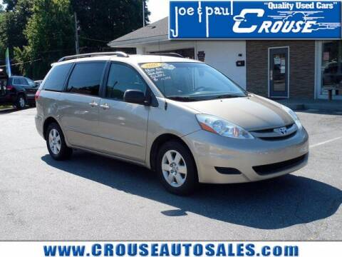 2007 Toyota Sienna for sale at Joe and Paul Crouse Inc. in Columbia PA