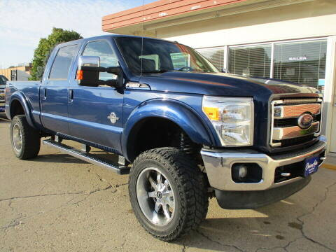 2011 Ford F-250 Super Duty for sale at Choice Auto in Carroll IA