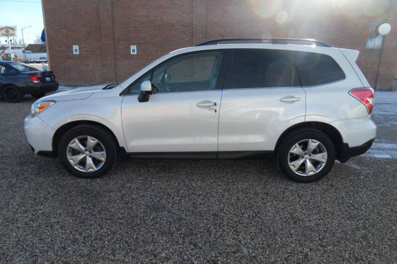 2014 Subaru Forester for sale at Paris Fisher Auto Sales Inc. in Chadron NE