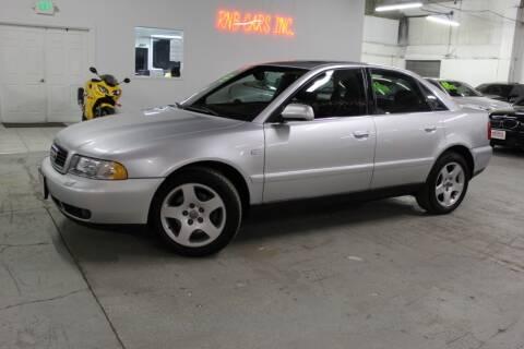 2001 Audi A4 for sale at R n B Cars Inc. in Denver CO