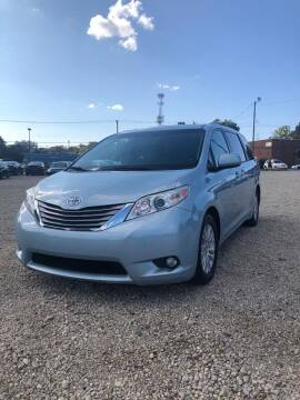2015 Toyota Sienna for sale at Triple A's Motors in Greensboro NC