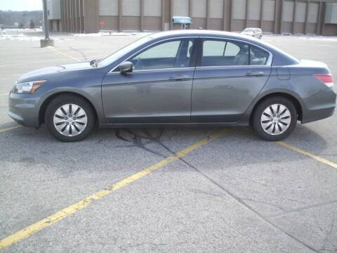2012 Honda Accord for sale at FOUR SEASONS MOTORS in Plainview MN