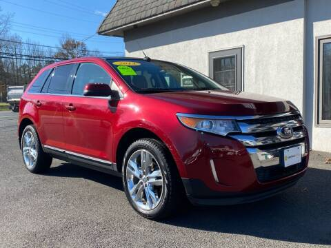 2013 Ford Edge for sale at Vantage Auto Group in Tinton Falls NJ
