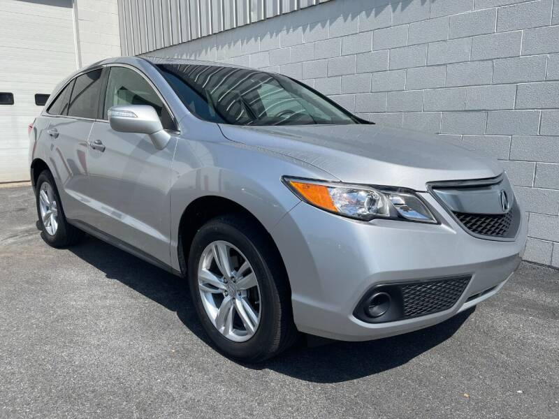 2015 Acura RDX for sale at Zimmerman's Automotive in Mechanicsburg PA