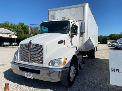 2011 Kenworth T270 for sale at DEBARY TRUCK SALES in Sanford FL