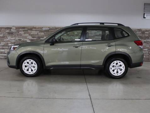 2020 Subaru Forester for sale at Bud & Doug Walters Auto Sales in Kalamazoo MI
