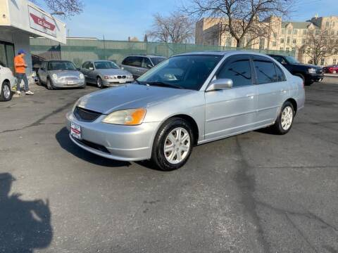 2003 Honda Civic for sale at Your Car Source in Kenosha WI