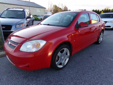 2008 Chevrolet Cobalt for sale at Creech Auto Sales in Garner NC