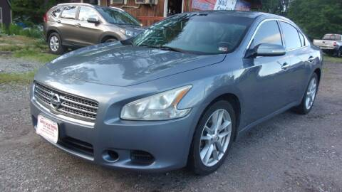 2010 Nissan Maxima for sale at Select Cars Of Thornburg in Fredericksburg VA