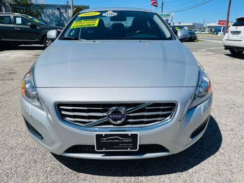 2012 Volvo S60 for sale at Cape Cod Cars & Trucks in Hyannis MA