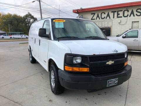 2006 Chevrolet Express Cargo for sale at Zacatecas Motors Corp in Des Moines IA