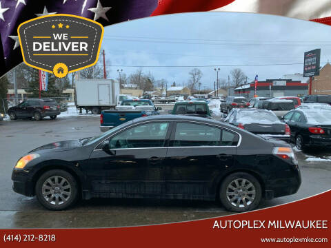 2008 Nissan Altima for sale at Autoplex 3 in Milwaukee WI