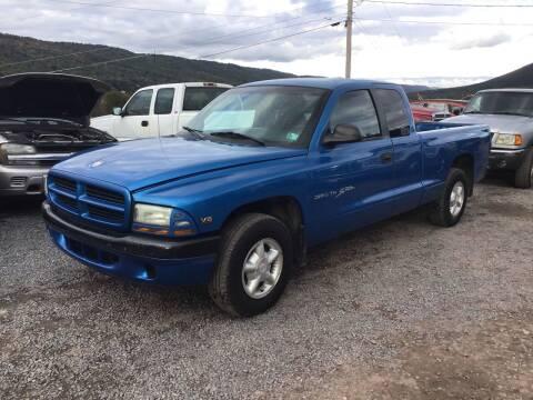 1998 Dodge Dakota for sale at Troys Auto Sales in Dornsife PA