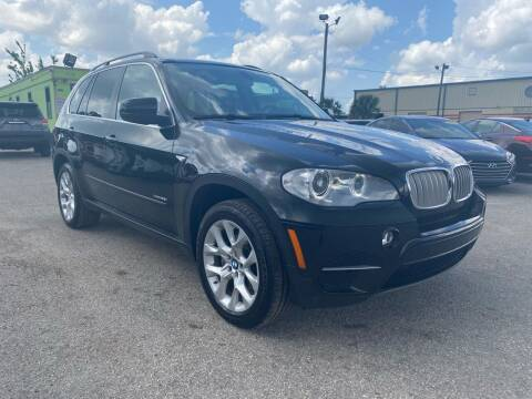 2013 BMW X5 for sale at Marvin Motors in Kissimmee FL