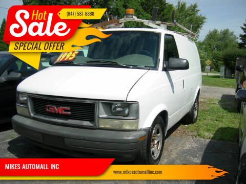 2005 GMC Safari Cargo for sale at MIKES AUTOMALL INC in Ingleside IL