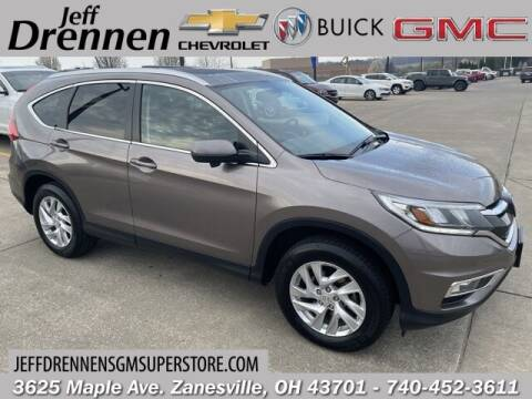 2016 Honda CR-V for sale at Jeff Drennen GM Superstore in Zanesville OH