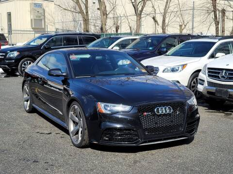 2013 Audi RS 5 for sale at AW Auto & Truck Wholesalers  Inc. in Hasbrouck Heights NJ