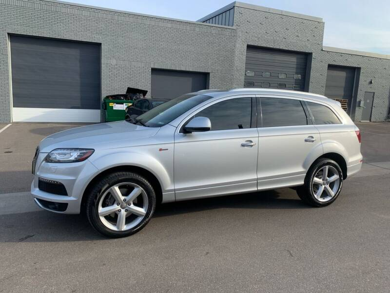 2013 Audi Q7 for sale at The Car Buying Center in St Louis Park MN