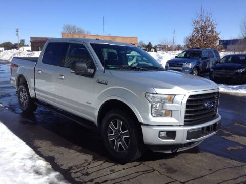 2015 Ford F-150 for sale at Bruns & Sons Auto in Plover WI