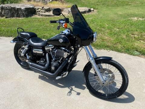 2011 Harley-Davidson FXDWG for sale at HIGHWAY 12 MOTORSPORTS in Nashville TN