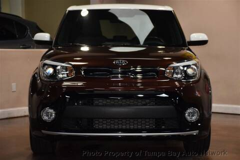 2017 Kia Soul for sale at Tampa Bay AutoNetwork in Tampa FL