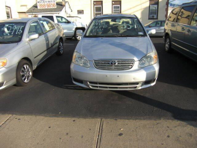2005 Toyota Corolla for sale at Nicks Auto Sales Co in West New York NJ