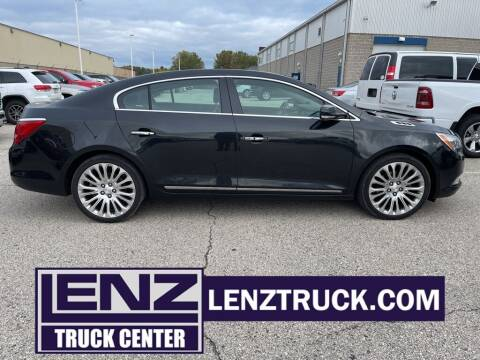 2014 Buick LaCrosse for sale at Lenz Auto - Coming Soon in Fond Du Lac WI