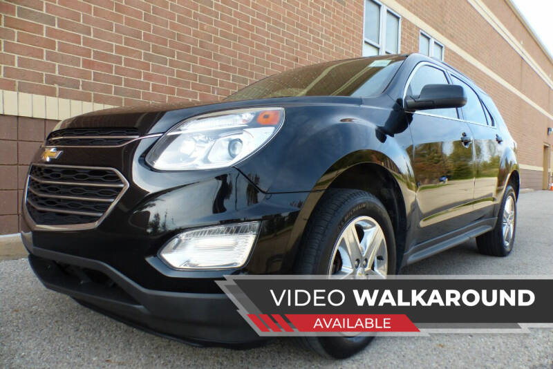 2016 Chevrolet Equinox for sale at Macomb Automotive Group in New Haven MI