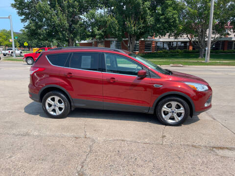 2016 Ford Escape for sale at Mulder Auto Tire and Lube in Orange City IA