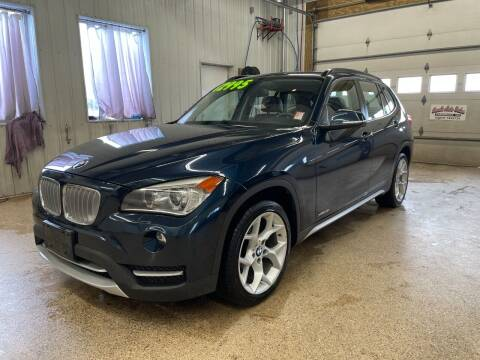 2013 BMW X1 for sale at Sand's Auto Sales in Cambridge MN