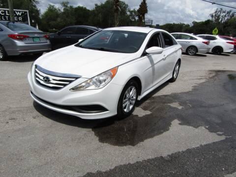 2014 Hyundai Sonata for sale at S & T Motors in Hernando FL